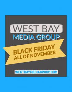 Black Friday – ALL OF NOVEMBER