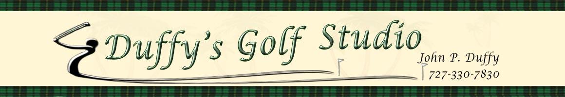 Duffys Golf Studio Graphic Design